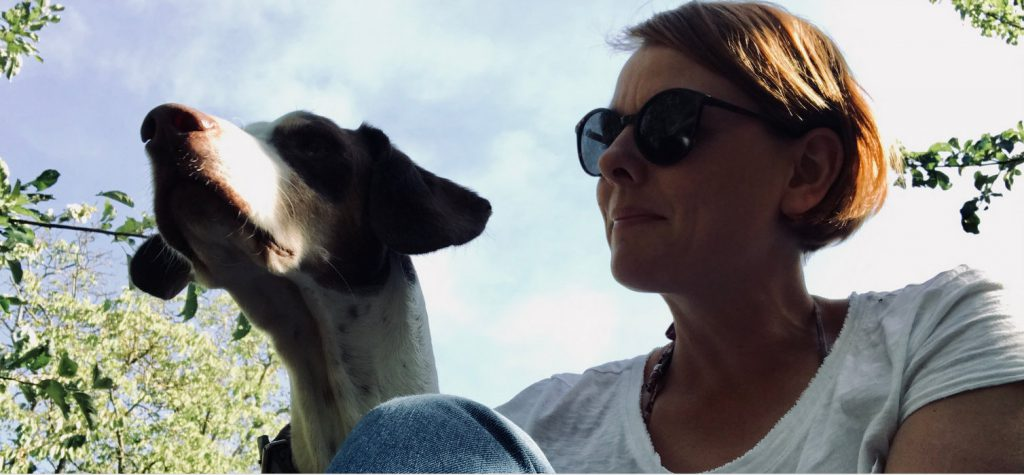 Melanie Botschek Tierarzthelferin Kleintierpraxis Claudia Peter